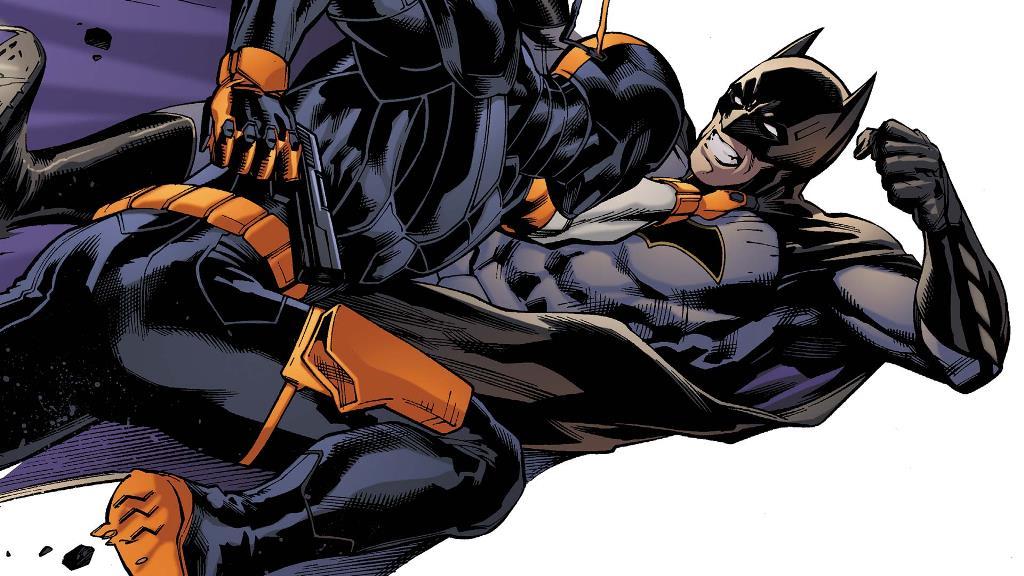 """""""Exterminador"""" Vol. 5 traz confronto com o Homem Morcego"""