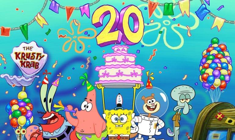 Bob Esponja ganhará série prequel pela Nickelodeon