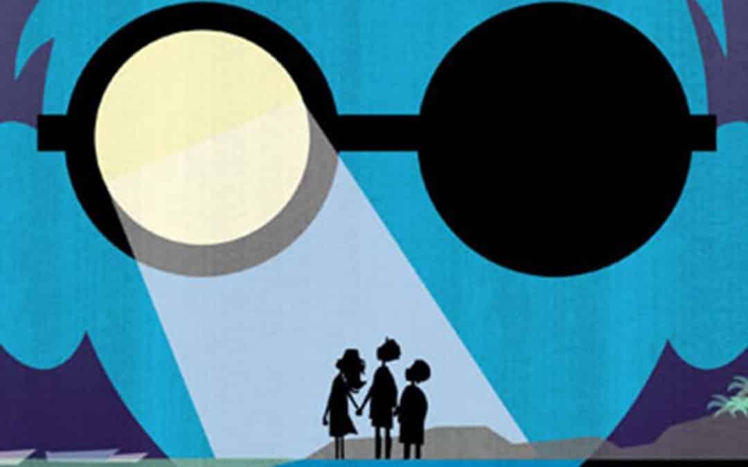 As Crianças do Crepúsculo – Uma História de Suspense de Darwyn Cooke