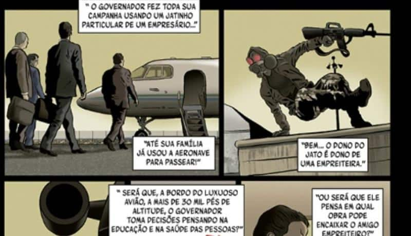 """O Universo de """"O Doutrinador"""" 1"""