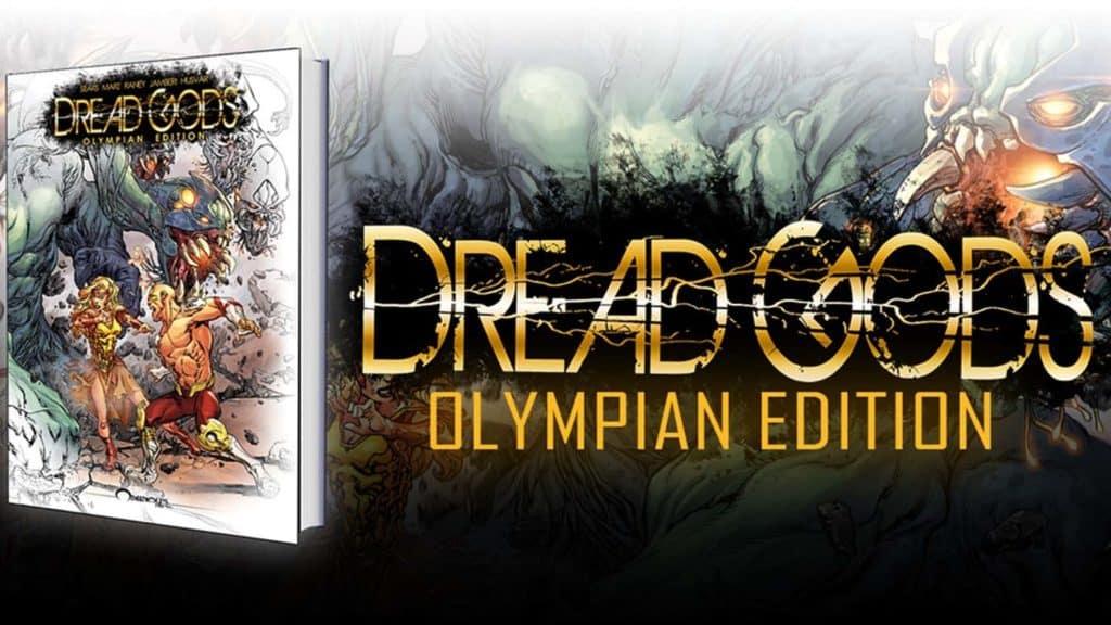 Ron Marz abre Kickstarter de Dread Gods Olympian Edition 2