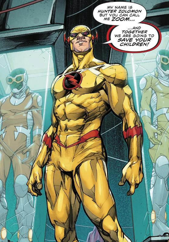A Guerra do Flash da DC Comics 3
