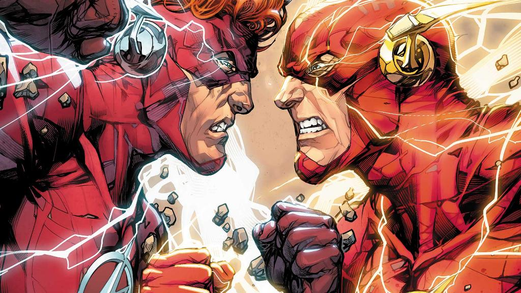 A Guerra do Flash da DC Comics