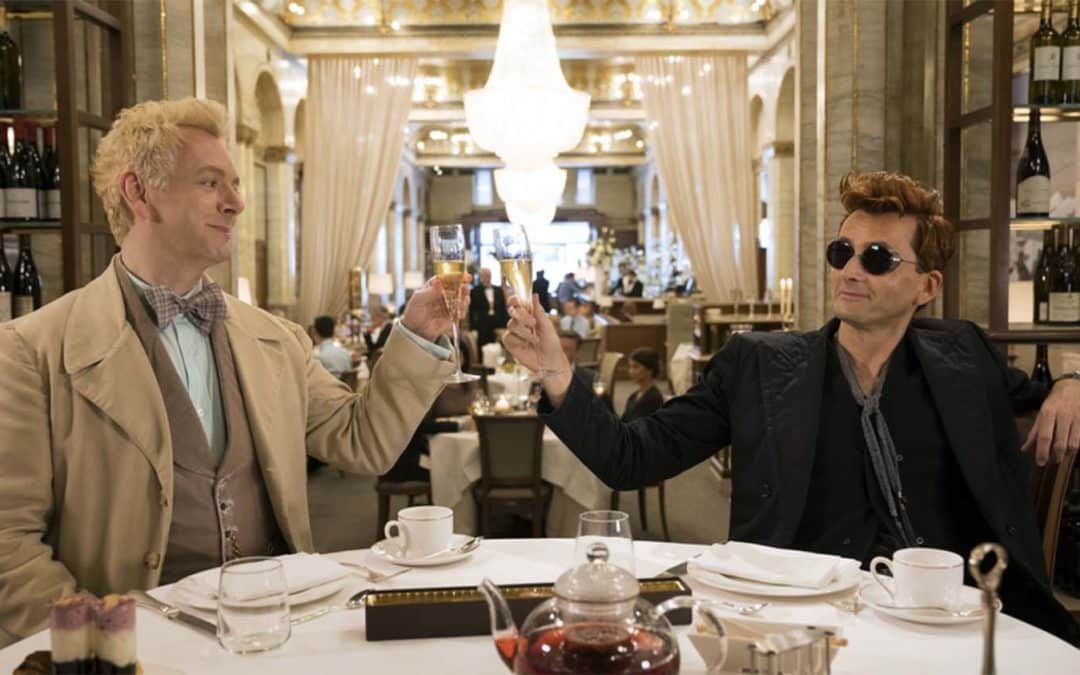 Good Omens: Belas Maldições | O Ultimato