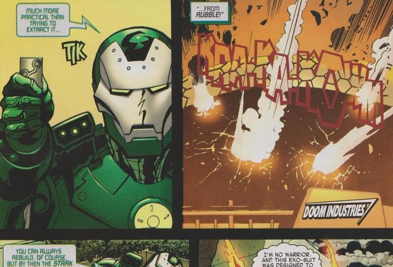 """""""What If"""" da Marvel Retorna com Tudo em Homem de Ferro #3 2"""