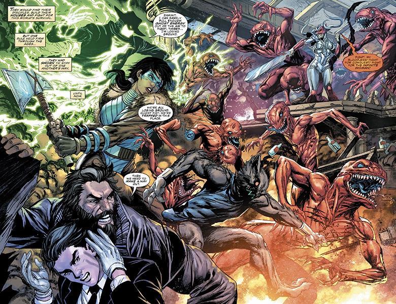 Os Imortais da DC Comics valem a pena? 3