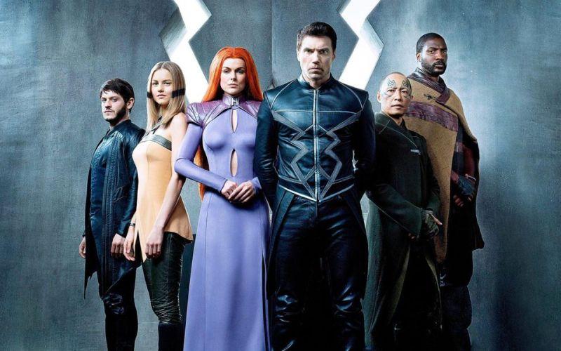 Marvel Estaria Planejando um Reboot de Inumanos 1
