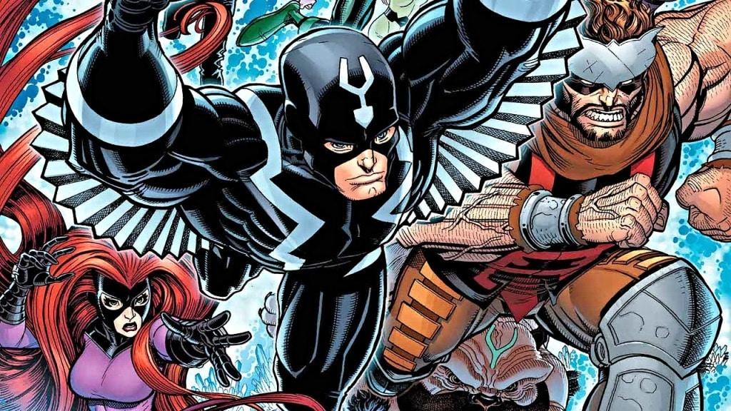 Marvel Estaria Planejando um Reboot de Inumanos
