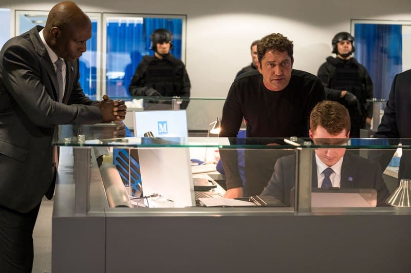 Invasão ao Serviço Secreto - Confira Gerard Butler Em Ação no Trailer 1