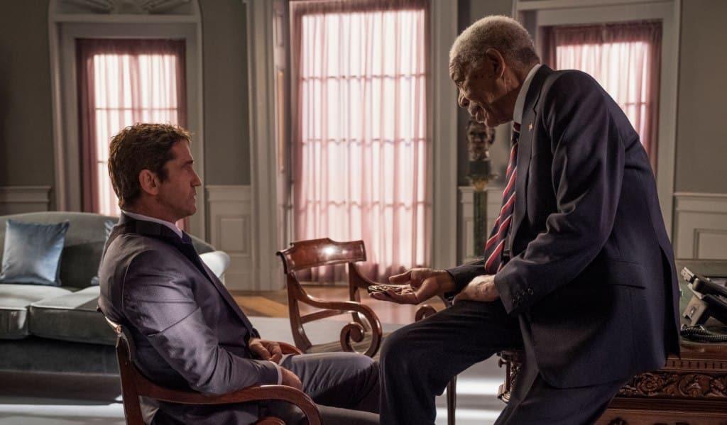 Invasão ao Serviço Secreto – Confira Gerard Butler Em Ação no Trailer