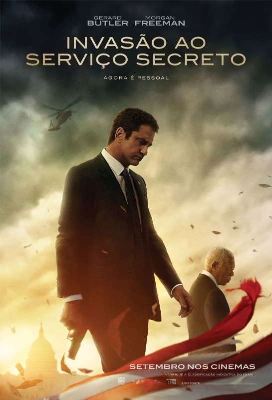 Invasão ao Serviço Secreto - Confira Gerard Butler Em Ação no Trailer 2