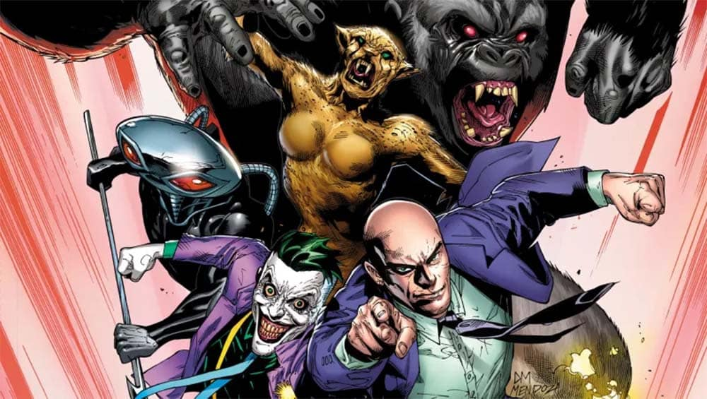 Os Maiores Vilões da Liga da Justiça 9