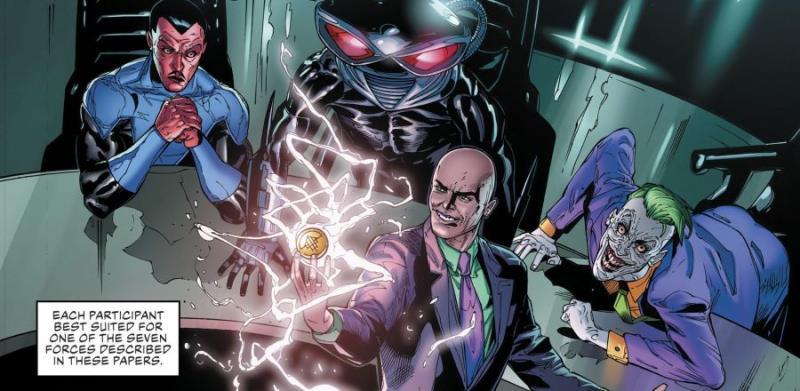 O Futuro do Universo DC Pertence a Lex Luthor? 1