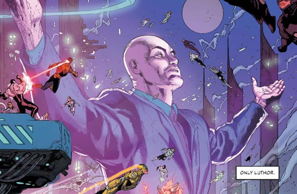 O Futuro do Universo DC Pertence a Lex Luthor?