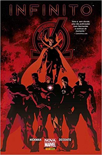 Os Vingadores de Jonathan Hickman - Guia de Leitura 7