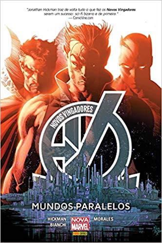 Os Vingadores de Jonathan Hickman - Guia de Leitura 11