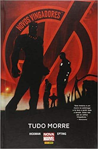 Os Vingadores de Jonathan Hickman - Guia de Leitura 2