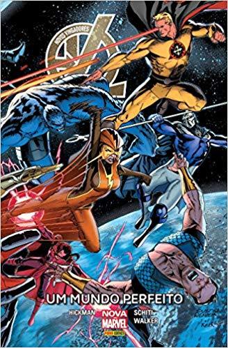 Os Vingadores de Jonathan Hickman - Guia de Leitura 14
