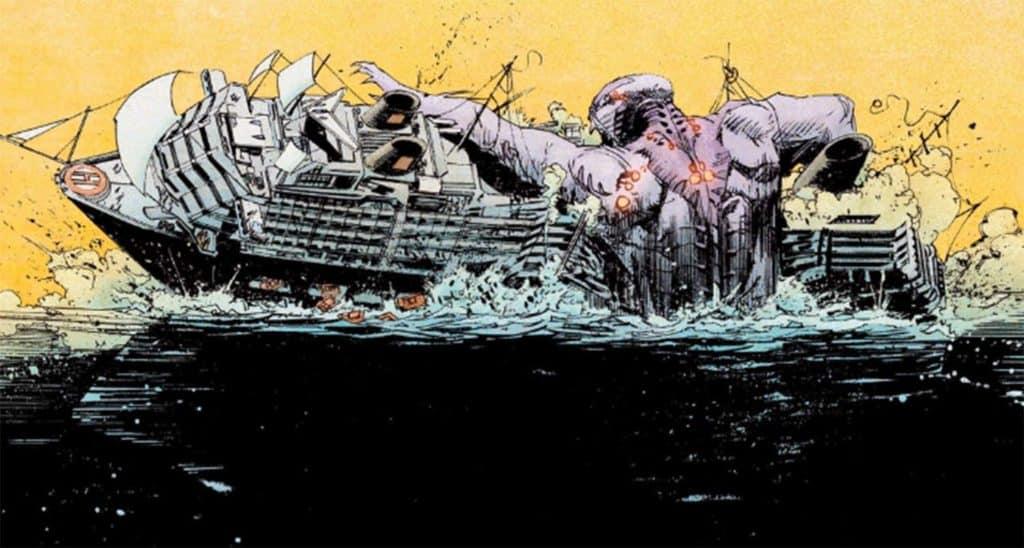 O Despertar de Scott Snyder - O Ultimato 4