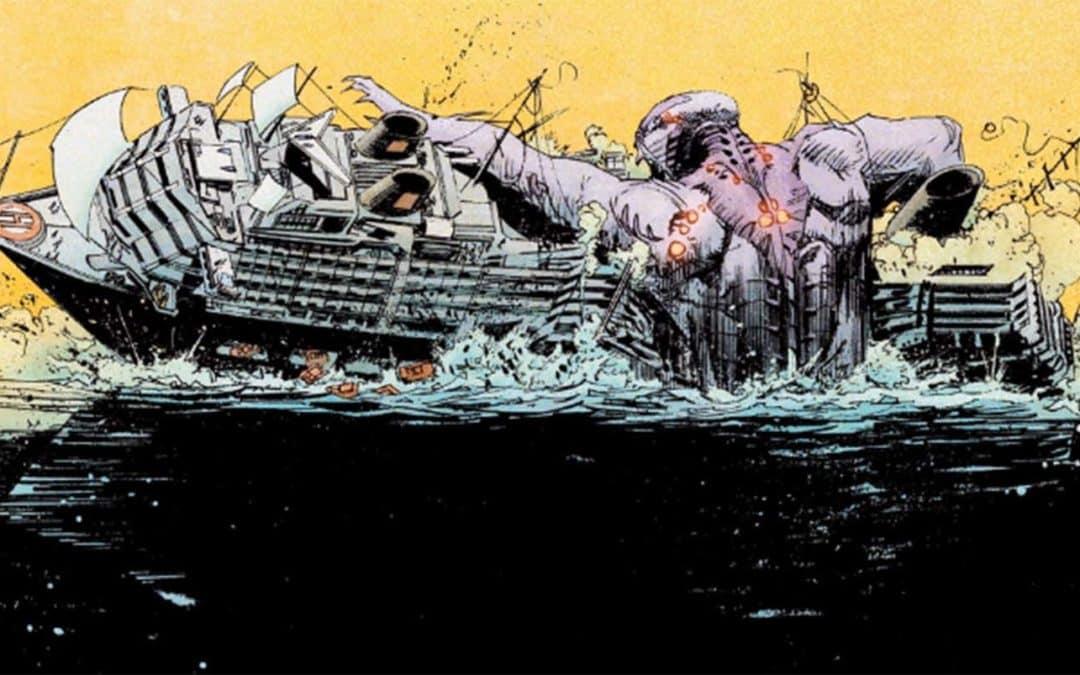 O Despertar de Scott Snyder – O Ultimato