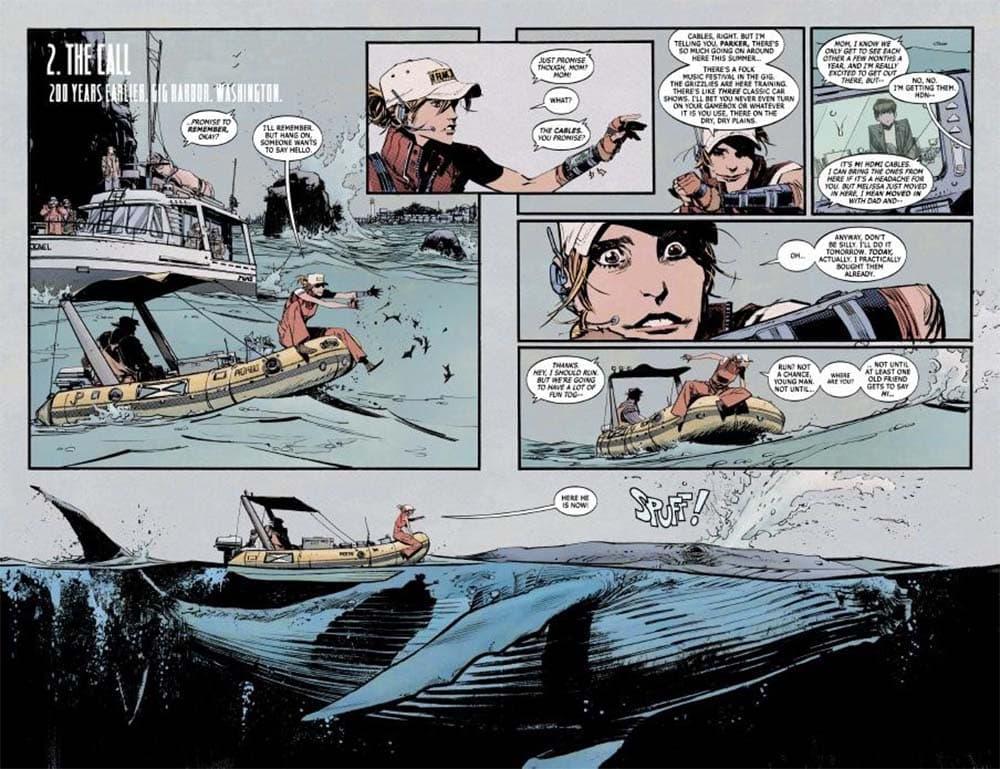 O Despertar de Scott Snyder - O Ultimato 2