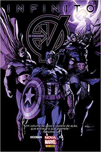 Os Vingadores de Jonathan Hickman - Guia de Leitura 8