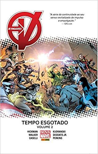 Os Vingadores de Jonathan Hickman - Guia de Leitura 18
