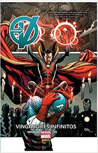 Os Vingadores de Jonathan Hickman - Guia de Leitura 13