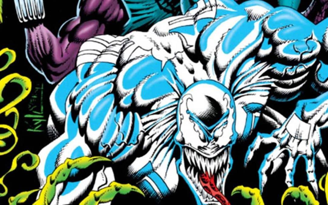 Planeta dos Simbiontes (1995) – Baú de HQs
