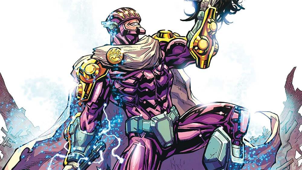 Os Maiores Vilões da Liga da Justiça 6