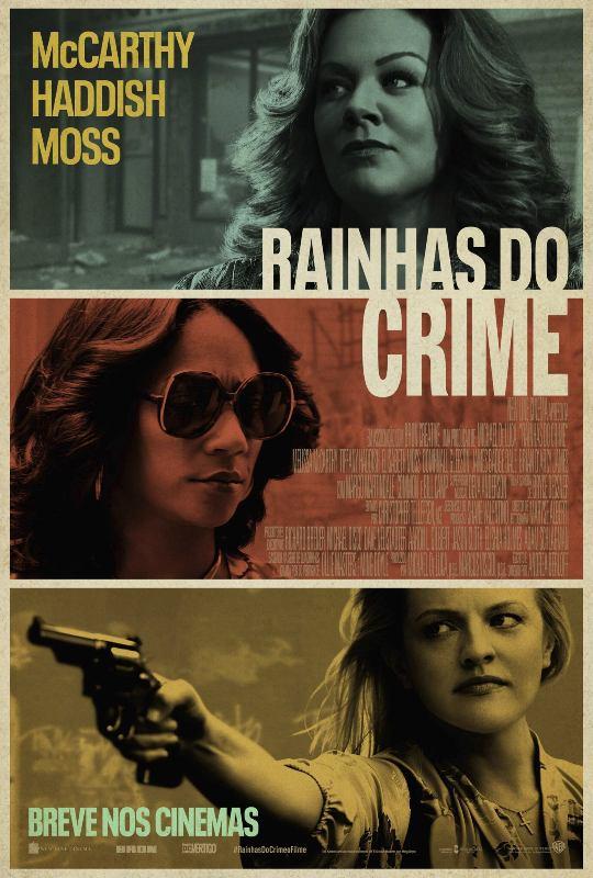 Rainhas do Crime – Saiba Mais Sobre o Longa que Adapta HQ da Vertigo 2