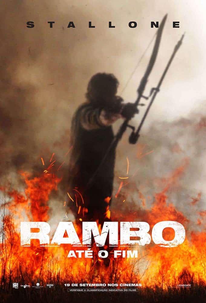 Novo Rambo ganha título em português 2