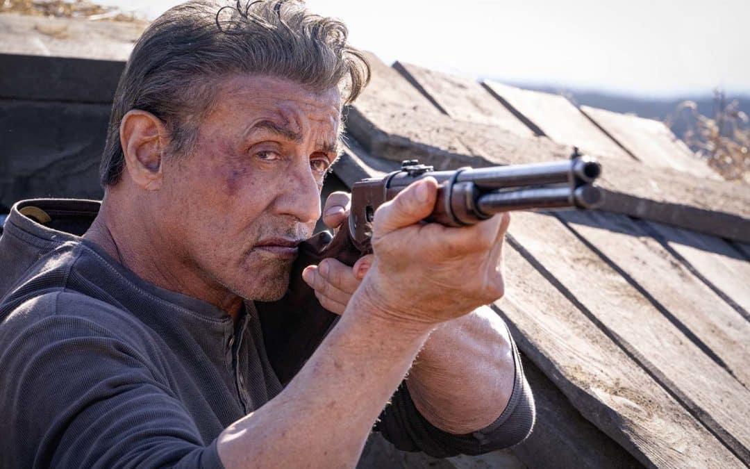 Novo Rambo ganha título em português