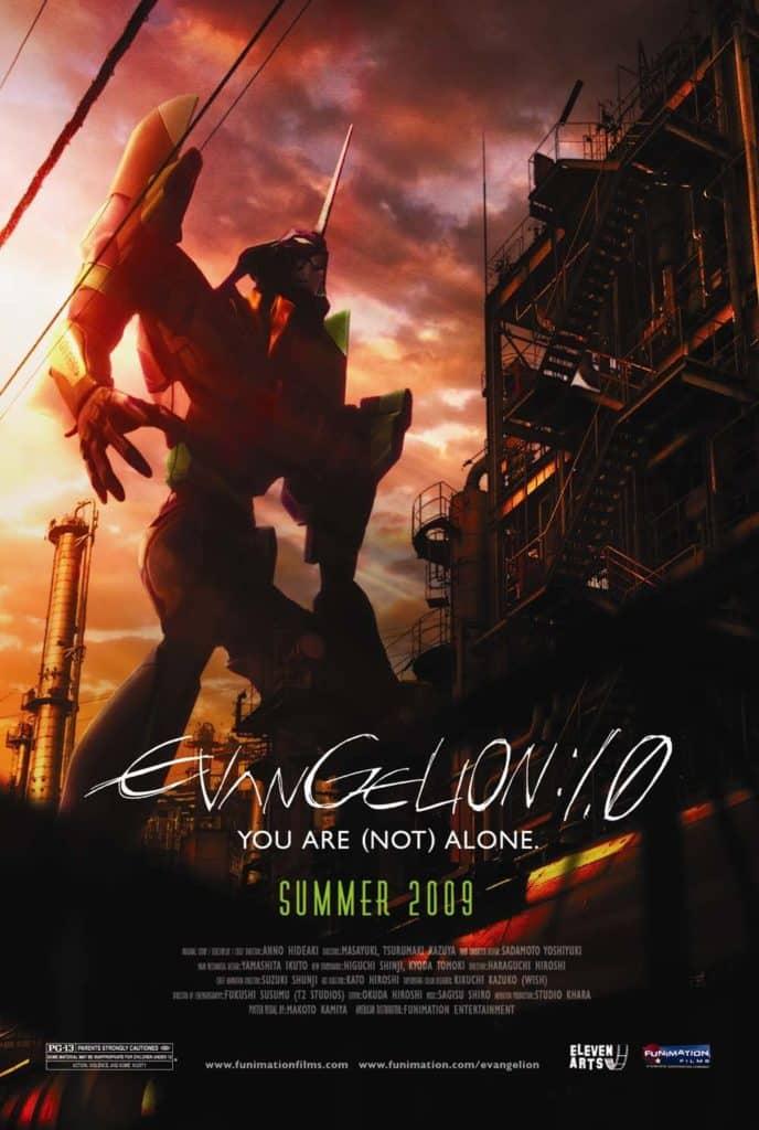 Neon Genesis Evangelion estreia na Netflix 3