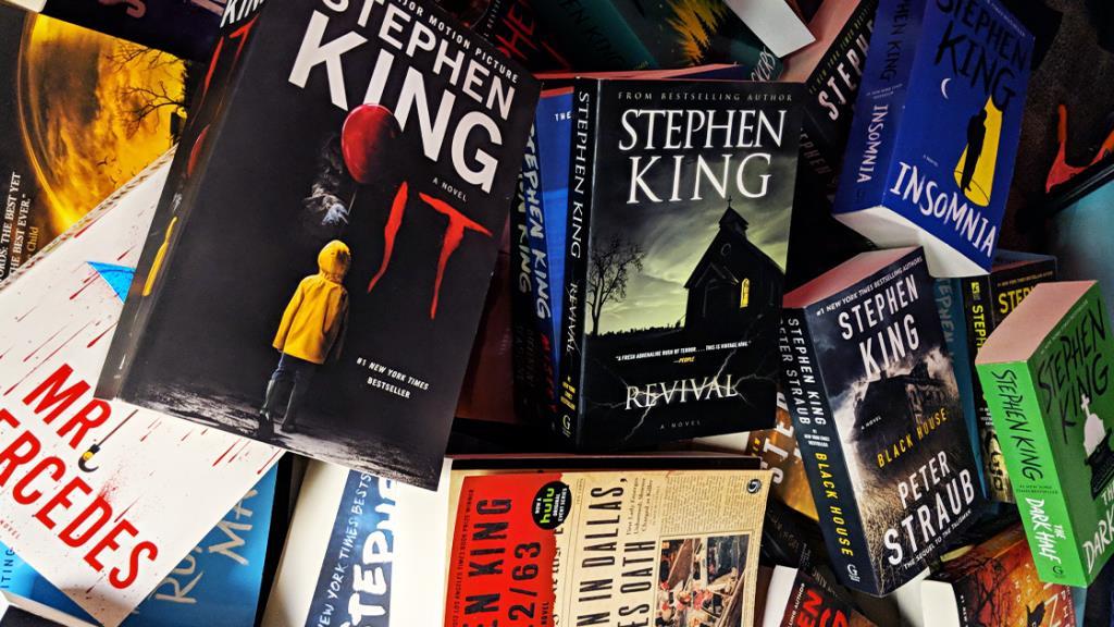 """""""Stephen King: O Medo é Seu Melhor Companheiro"""" é a nova Mostra do CCBB"""