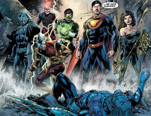 Os Maiores Vilões da Liga da Justiça 5