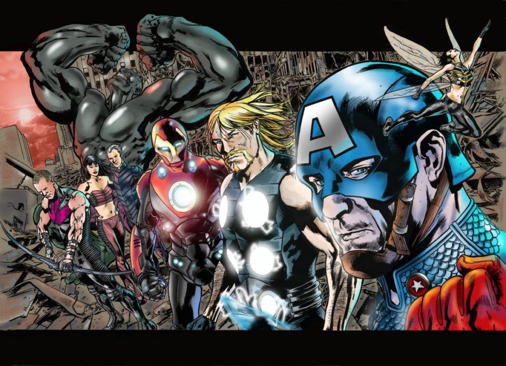 As 60 Melhores HQs da Marvel Comics 6