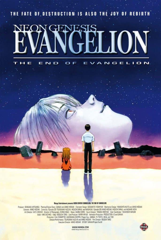Neon Genesis Evangelion estreia na Netflix 2