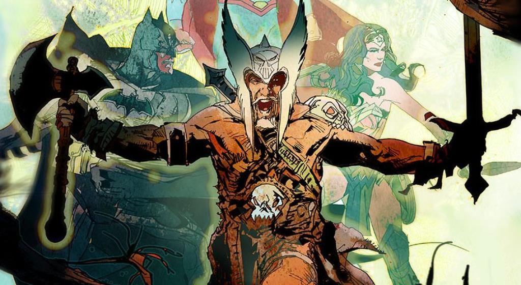 Trindade Vol. 4 - DC traz O Guerreiro e o Universo de Skartaris de volta 1