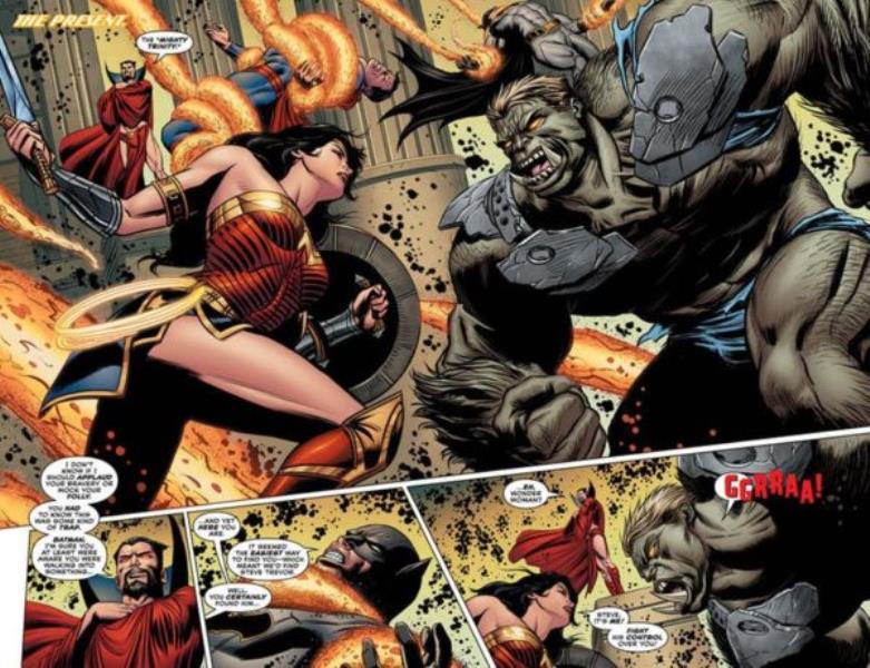 Trindade Vol. 4 - DC traz O Guerreiro e o Universo de Skartaris de volta 3