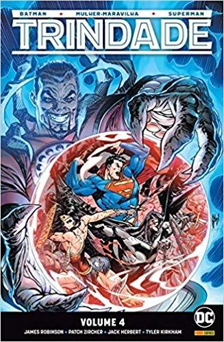 Trindade Vol. 4 - DC traz O Guerreiro e o Universo de Skartaris de volta 4
