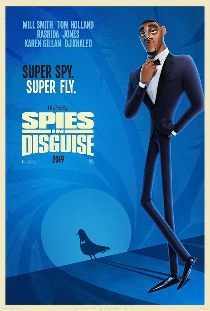 Mark Ronson anunciado na animação Um Espião Animal 2