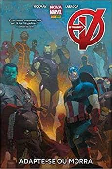 Os Vingadores de Jonathan Hickman - Guia de Leitura 12