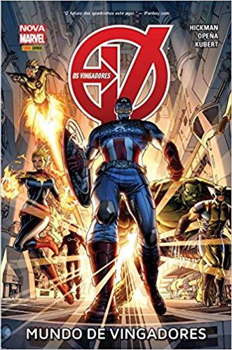 Os Vingadores de Jonathan Hickman - Guia de Leitura 3