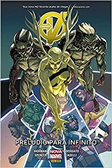 Os Vingadores de Jonathan Hickman - Guia de Leitura 6