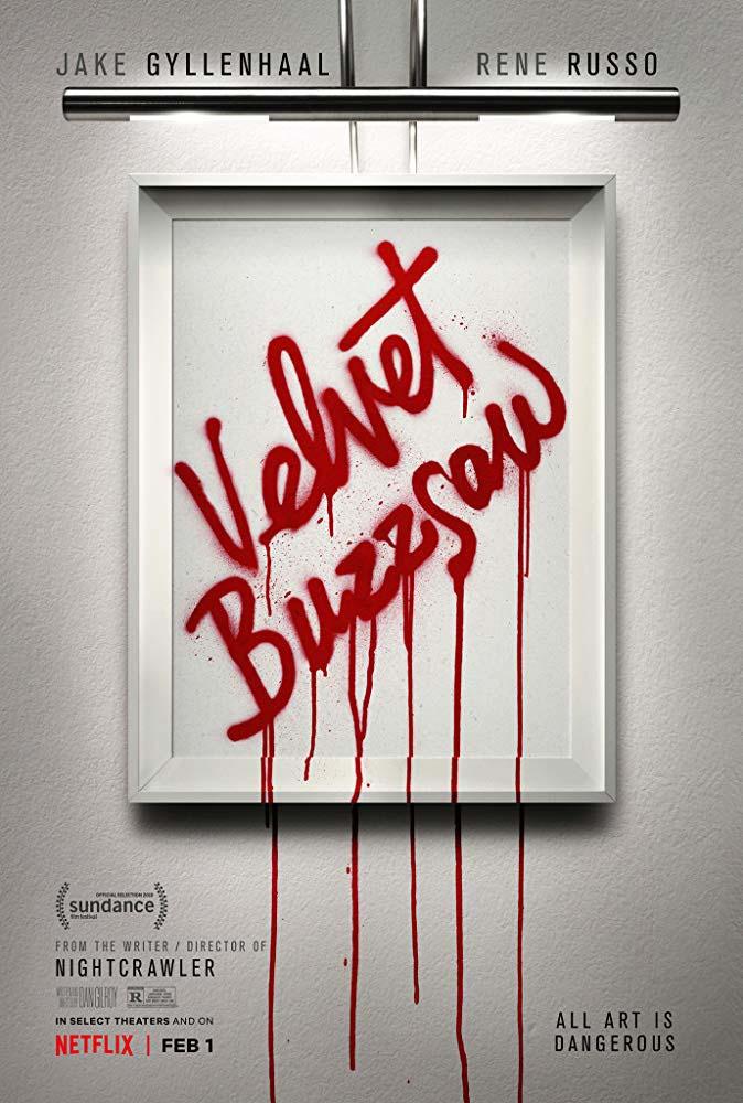 Velvet Buzzsaw (Netflix) - Dicas de Streaming 1