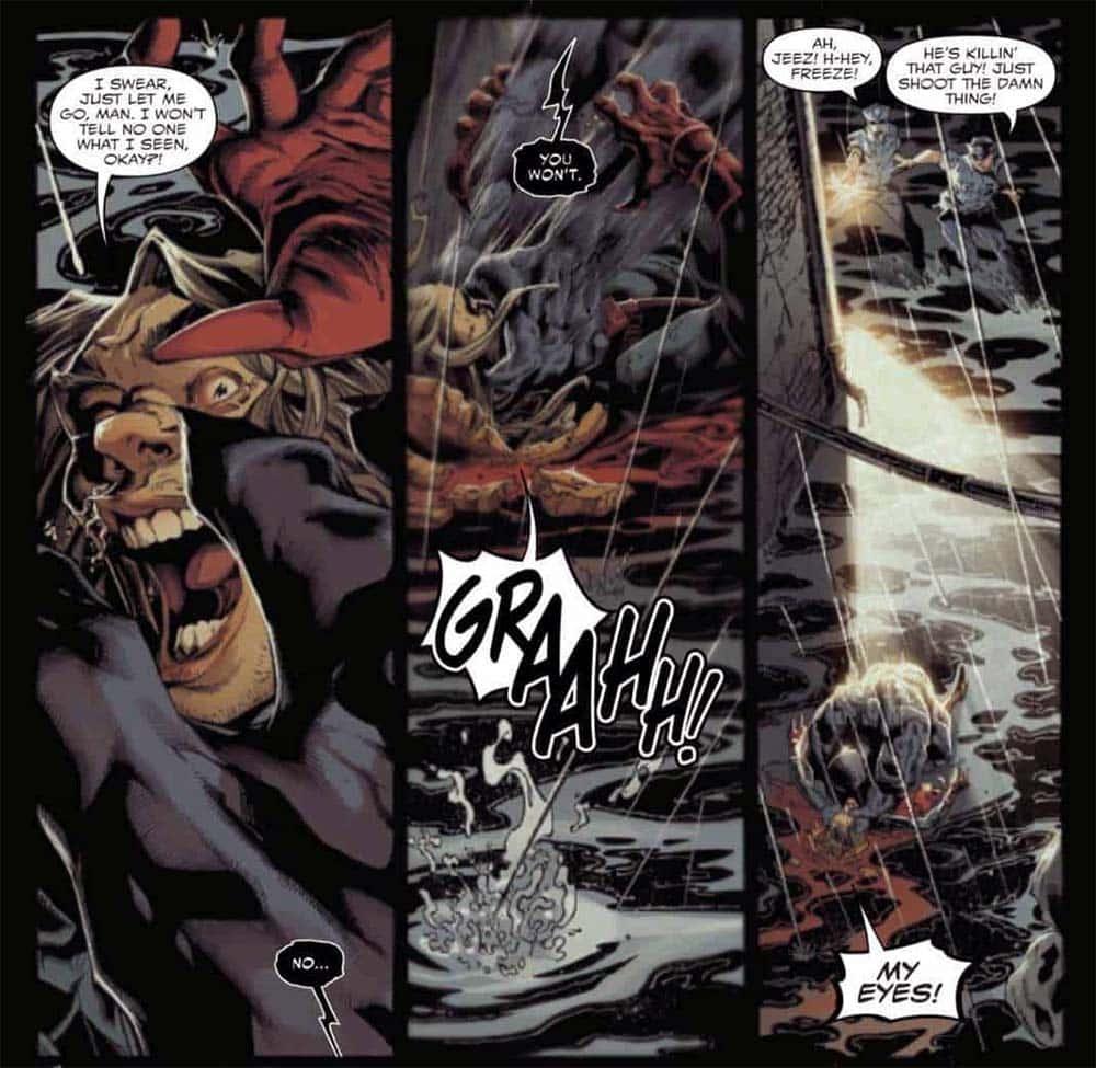 """Donny Cates Começa Muito Bem em """"Venom"""" 3"""