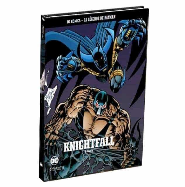 Batman - A Queda do Morcego Sairá Completa Pela Planeta DeAgostini 4