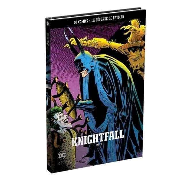 Batman - A Queda do Morcego Sairá Completa Pela Planeta DeAgostini 2
