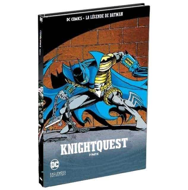 Batman - A Queda do Morcego Sairá Completa Pela Planeta DeAgostini 7